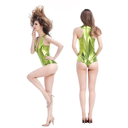 Sexy leotard costume