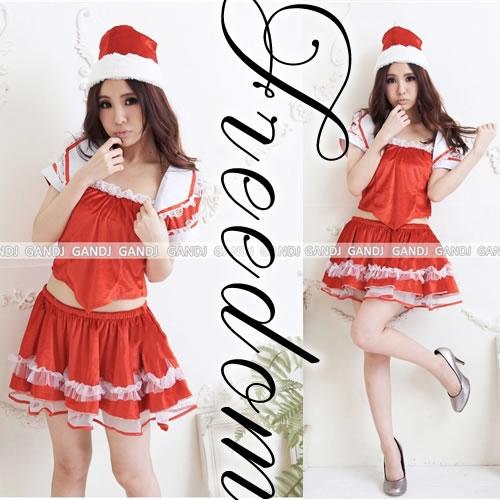 d621b07ebaff Christmas Santa Costume! ?I Can Dress It Well With Bolero U0026  Incorporation Pannier Cutely! It Is Popular Christmas Santa Costume? Sc 1  St Rakuten