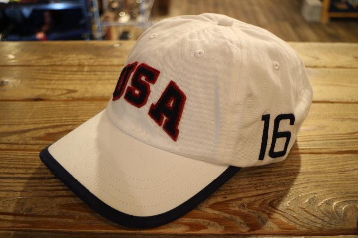 POLO RALPH LAUREN / OLYMPIC USA 6-Panel Snapback Cap(ポロラルフローレン チームUSA オリンピック モデル キャップ)