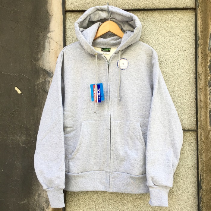 CAMBER / made in U.S.A JERSEY SOLID ZIP HOODIE キャンバー サーマル ジップパーカー