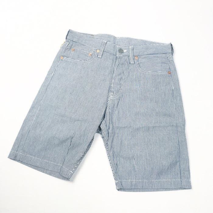 Fullcount / Hicoly Stripe Shorts(フルカウント ヒッコリー ショーツ)