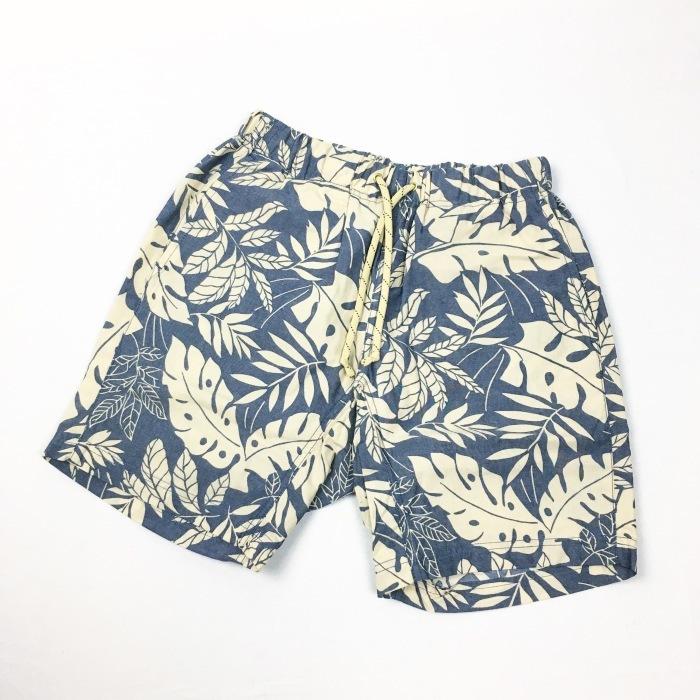 MT.RAINIER DESIGN / Leaf Pattern Shorts (マウントレイニアデザイン ショーツ)