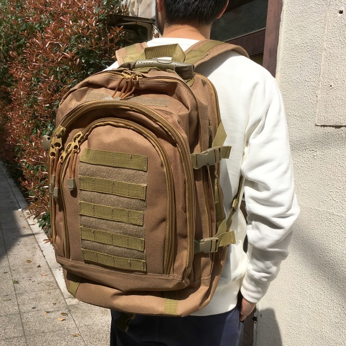 WT TACTICAL Wild Things社製 3-Days Assault Pack made in U.S.A ミリタリー バックパック