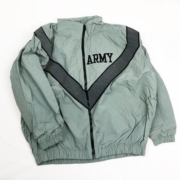 US.ARMY Grey Physical Training Jacket