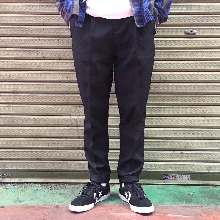 AUDIENCE / STA-PREST 1Tuck Pants オーディエンス スタプレ パンツ