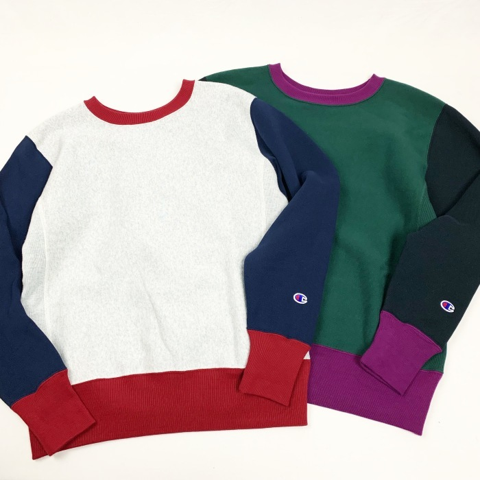 Champion / Reverse Weave Crew Neck Sweat