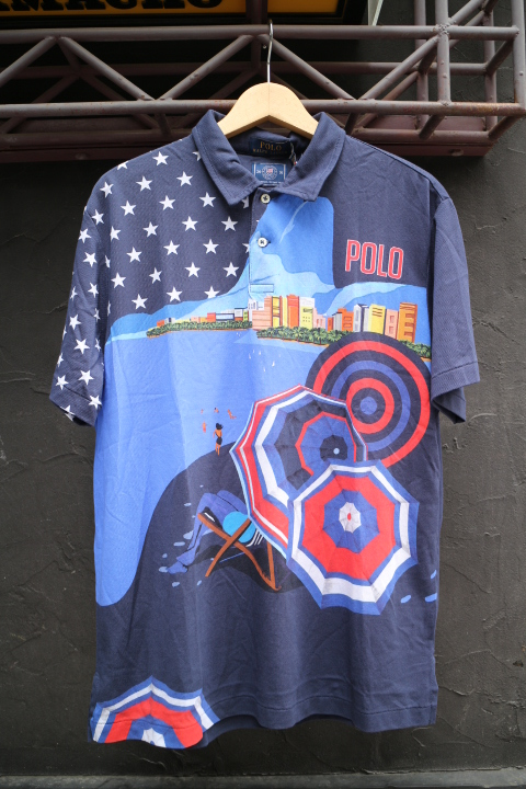 POLO RALPH LAUREN / OLYMPIC USA POLO SHIRT(ポロラルフローレン チームUSA オリンピック モデル ポロシャツ)