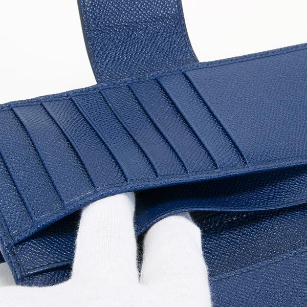 名入れブルガリ 財布 BVLGARI 長財布 レディース BB ブルーダーク クラシックブルー BLUE DARK 36316 ギフト 新生活 プレゼントdrshtQ
