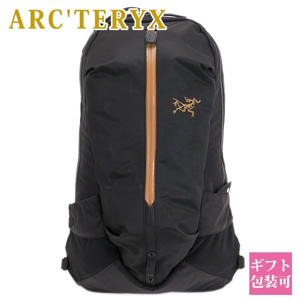 アークテリクス リュック リュックサック メンズ バックパック ハイドレーション アロー ブラック ARRO 22 Backpack Wildwood 24016 バレンタイン プレゼント