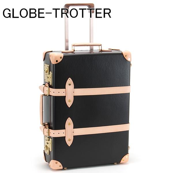 【即納】あす楽対応 グローブトロッター GLOBE-TROTTER キャリーケース スーツケース バッグ 鞄 かばん 旅行かばん 旅行鞄 SAFARI 20 トロリーケース サファリ コロニアルブラウン GTSAFCN20TC COLONIAL BROWN NATURAL 正規品 セールブランド 新品 新作 2019年
