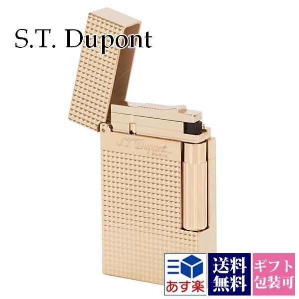 エステー デュポン S.T.Dupont ライター メンズ 喫煙具 LIGNE2 ライン2 ダイアモンドヘッドカット パラディウムフィニッシュ ゴールド 16284 正規品 ブランド 新品 新作 2020年 ギフト 新生活 プレゼント