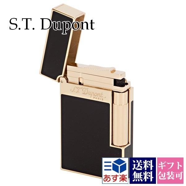【即納】あす楽 エステー デュポン S.T.Dupont ライター メンズ 喫煙具 LIGNE2 ライン2 モンパルナス イエローゴールド 16884 正規品 セール あす楽ブランド 新品 新作 2018年