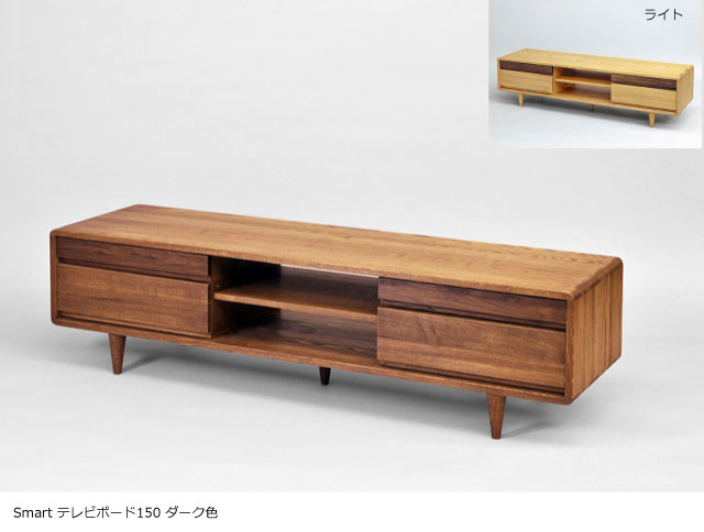 Tv Units Sideboard Stand Board Av Rack Storage Simple Modern Lowboard 42 Inch Nordic New Life Fashionable Tamo Wood Solid Natural