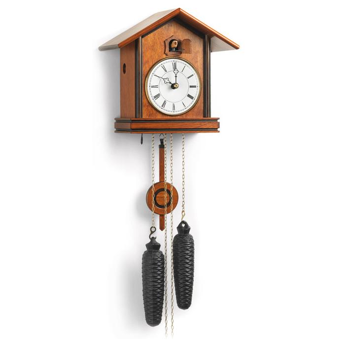 レトロな雰囲気の1880年代に作られた鳩時計を元にしたモデル 高級 時報に合わせ 小窓から鳩が出てきて時を知らせてくれます 鳩時計 カッコー時計 ドイツ製 アントン シュナイダー社製 掛時計 振り子時計 モダン クラシック ドイツ アンティーク調 現品 ぜんまい からくり時計 おしゃれ 高級 レトロ 7日巻タイプ ディスプレイ 送料無料 モダンクラシック