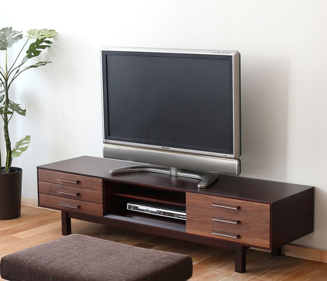 wood gallery itsuki rakuten global market tv stand tv. Black Bedroom Furniture Sets. Home Design Ideas
