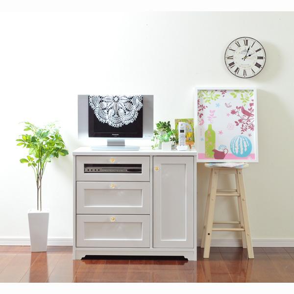 選べる取っ手の家具シリーズVBQ テレビ台大 (hocola) 【直送】