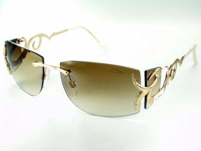 【メーカー完売】【UVカット】 CAZAL カザール サングラス 9019-002 ブラウン【送料無料】