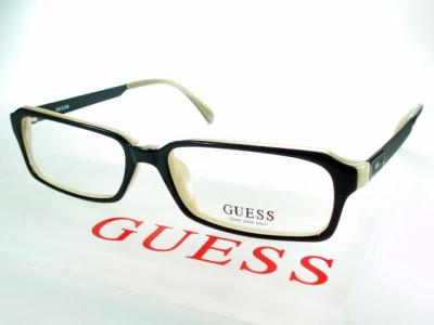 【レンズ付セット】GUESS ゲス フレーム GU8049-blk【送料無料】