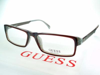 【レンズ付セット】GUESS ゲス フレーム GU8050-【送料無料】