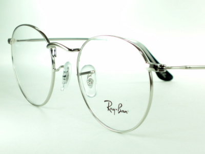 w-riv | Rakuten Global Market: Silver Ray-Ban Ray Ban frame RX6242-2501