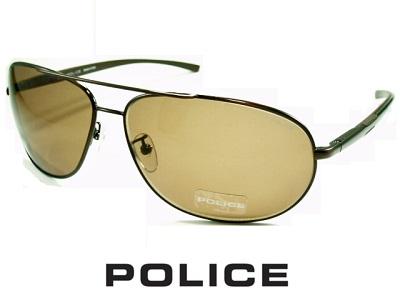 2020/ATSUSHI(EXILE)さん愛用モデル 復刻版/ブラウン/アンティークブラウン/ POLICE ポリス サングラス POLICE S8182G-0K05【送料無料】 メンズ UVカット ブランド ストリート系 オシャレ ドライブ ツーリング 飛沫 防止