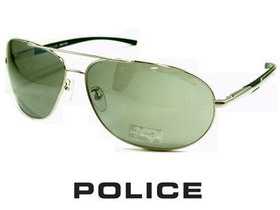 2020/ATSUSHI(EXILE)さん愛用モデル 復刻版/シルバーミラー/パラジウム/ POLICE ポリス サングラス POLICE S8182G-579S【送料無料】 メンズ UVカット ブランド ストリート系 オシャレ ドライブ ツーリング 飛沫 防止