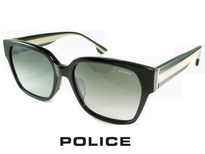 2020 クラシカルなシルエット グレーグラデーション ソフトミラー ブラック POLICE ポリス サングラス POLICE SPLA67J-700X 【送料無料】 メンズ UVカット ブランド ストリート系 オシャレ ドライブ 大き目 レトロ セルグラス クール