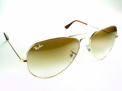 正規品/メーカー保証書付/レンズ58mm/ブラウン/ゴールド Ray-Ban レイバン サングラス RB3025 001/51 【送料無料】おしゃれ UV UVカット 紫外線カット ドライブ 飛沫 防止