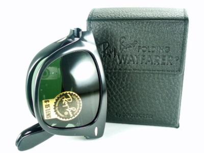 正規品/メーカー保証書付ホールディング ウェイファーラー/レンズ50mm Ray-Ban レイバン サングラス RB4105-601【送料無料】