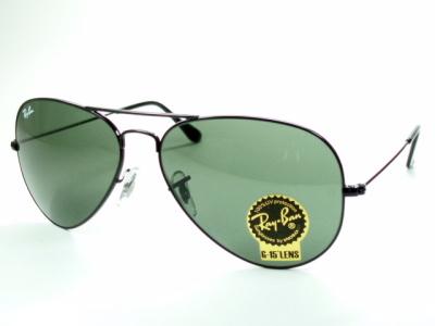 正規品/メーカー保証書付/レンズ58mm Ray-Ban レイバン・サングラス RB3025 L2823 おしゃれ UV UVカット 紫外線カット ドライブ