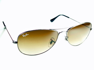 799e40634 COCKPIT cockpit Grady-Brown / gunmetal Ray-Ban Ray Ban sunglasses RB3362-004  ...