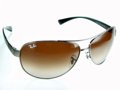 正規品/メーカー保証書付/レンズ67mm/ブラウン/ Ray-Ban レイバン サングラス RB3386-004/13 【送料無料】おしゃれ UV UVカット 紫外線カット ドライブ 飛沫 防止