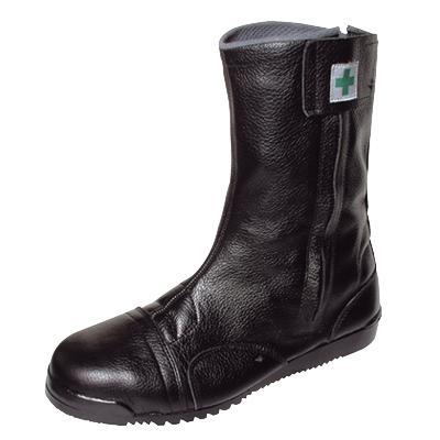 安全靴 作業靴 みやじま鳶 M208(ファスナー付)(30.0cm) 鳶シリーズ 建設 解体作業用 ノサックス(Nosacks) お取寄せ