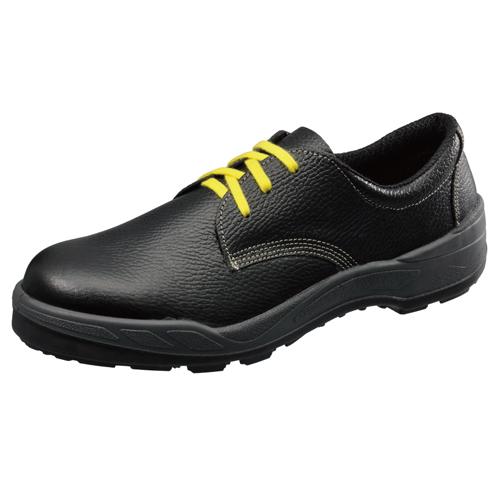 安全靴 作業靴 セーフティシューズ AW11 静電靴 (23.5~28.0cm(EEE)) 短靴 シモン(Simon) お取寄せ 【返品交換不可】