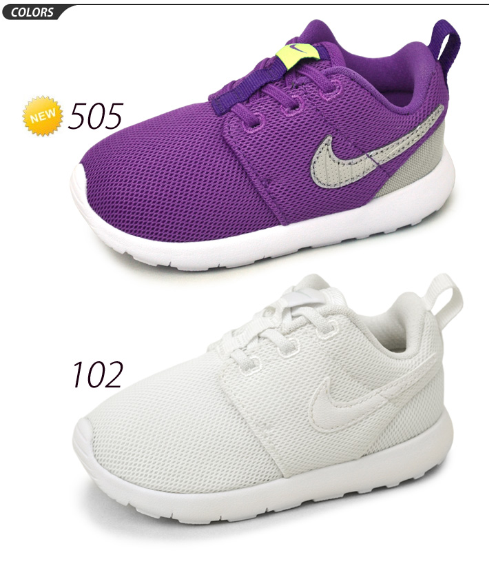 WORLD WIDE MARKET  NIKE Nike  RosheOne baby sneaker   Losone TDV ... 37cfc932358f