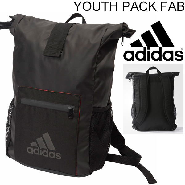 Backpack Adidas Kids Youth Roll Top Bag Fab Children S Sports School Club Bags Casual Bfl24