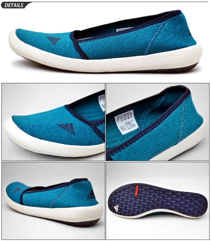 Adidas Boat Slip On Sleek Shoe Women
