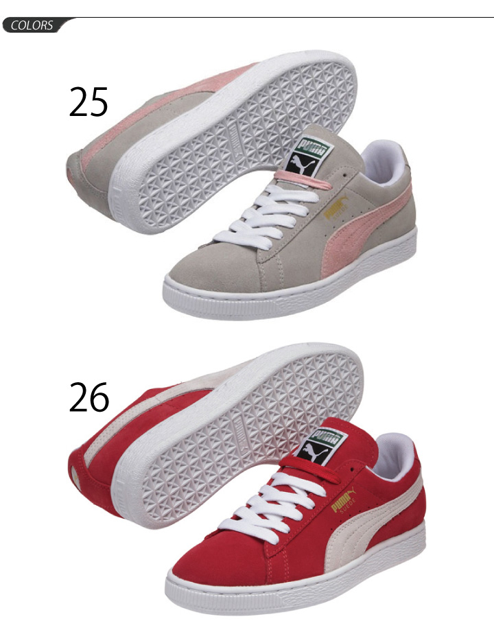 WORLD WIDE MARKET  Ladies Shoes and PUMA PUMA women shoes sneakers classic  low-cut suede classic women s casual shoes   355462    834f1c611c