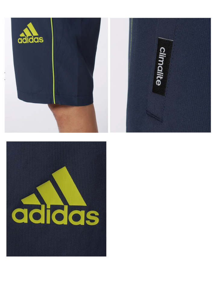 Adidas adidas men's Training Ess basic urban shorts men's running sports ...