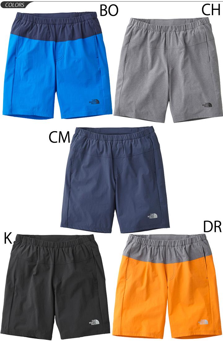 da703e021 North face men's running shorts for THE NORTH FACE flexible short training  gym men's shorts bottoms jogging outdoors /NB41679