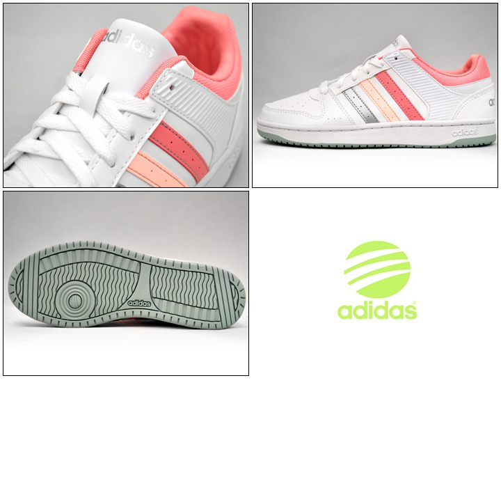buy popular 3df5e 798d4 Womens sneakers adidas adidas NEO Label neo hoop star VS W casual shoes low  cut womens shoes shoes classical style NEOHOOPSTERAW4768