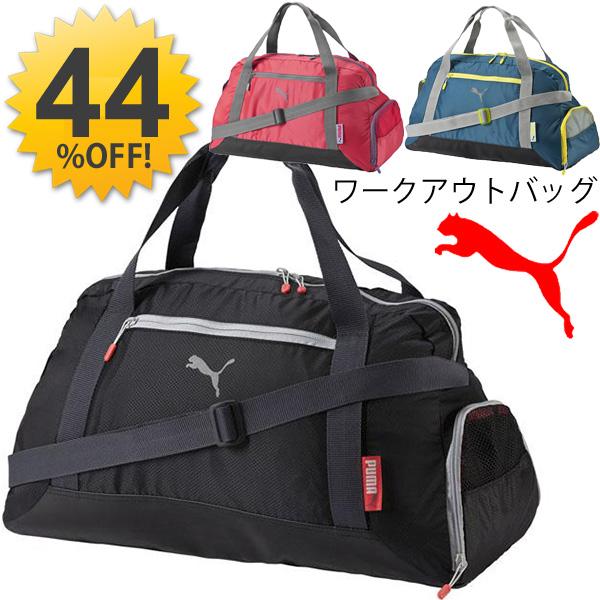 4dd49cdf9366 Duffle Bag PUMA PUMA sports bag Yoga training bag Fit AT Sport Duffle  fitness bag bag  puma073407