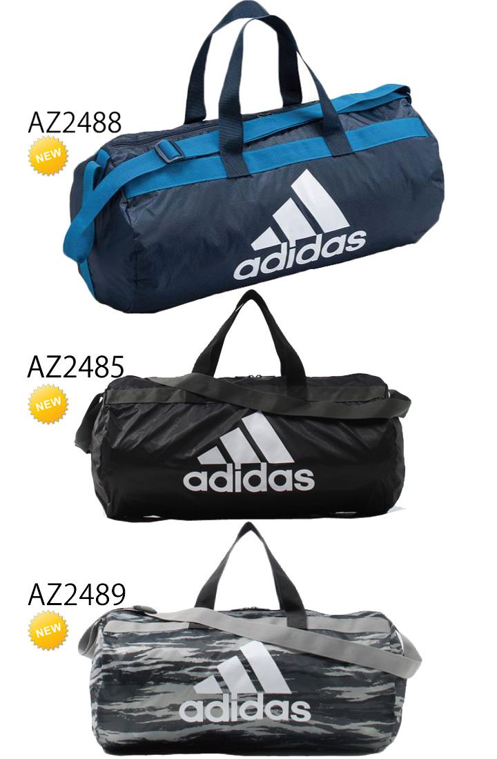 Pocketable back adidas adidas bag bag compact mobile sports bag gym casual  bag travel  BIP53 58a602d95e0c4