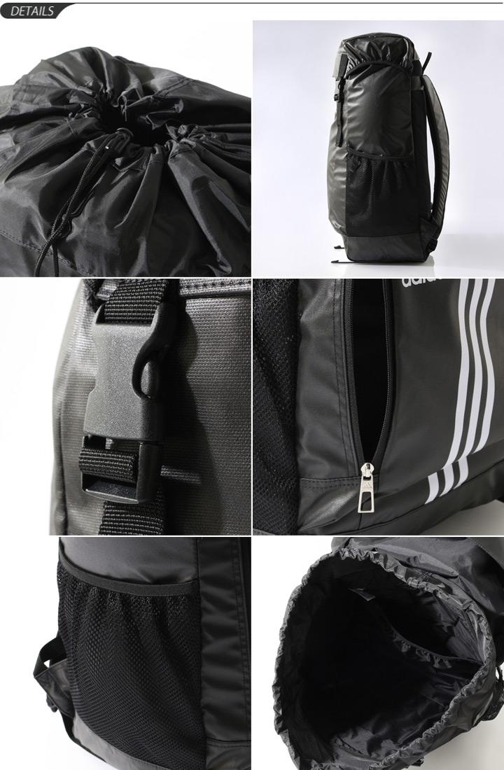 Adidas adidas 3 stripes Basic backpack 35 L   mens   unisex sports bag gym  school school clubs Club rucksack travel bag  BIP27 0a56877dce172