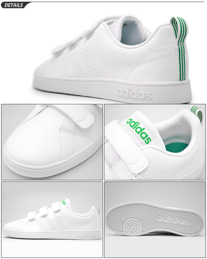 Adidas adidas neo Label VALCLEAN2 CMF sneaker bulk Green 2 ladies men's casual coat styles broker white black unisex shoes AW5210/AW5211/AW5212/VALCLEAN2-CMF