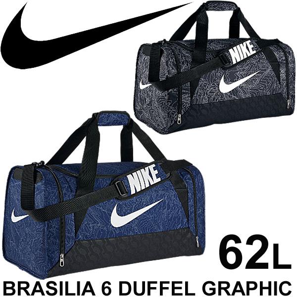 cbbdbe3f23439 ... Duffle Bag Nike NIKE Brasilia 6 graphic M size 62L Boston bag sports bag  Camp Club ...