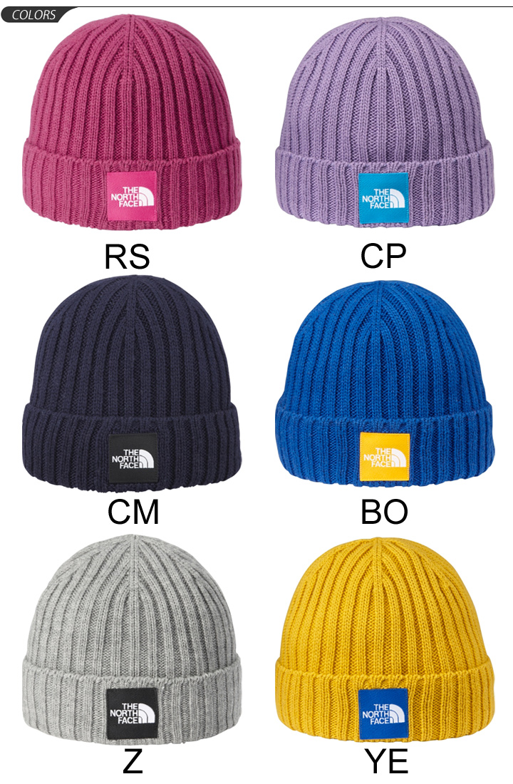 WORLD WIDE MARKET  North face THE NORTH FACE kids knit Cap ... 6c9167764df