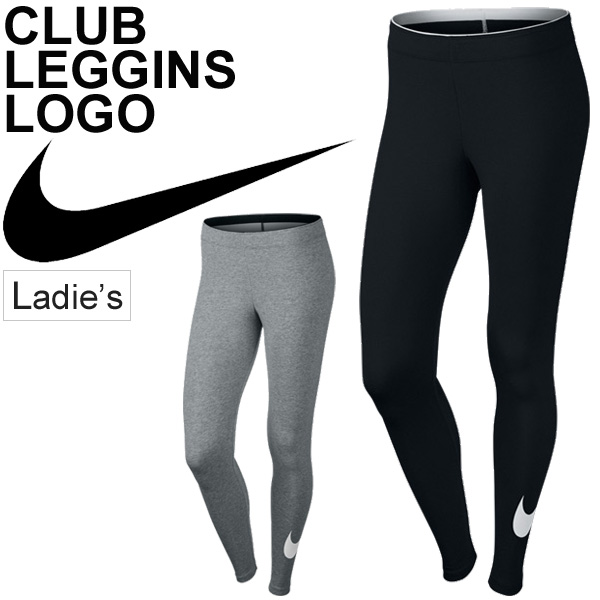 ebdaaf366a Nike women's short sleeve NIKE 10-length sports tights leggings leggings  Swoosh women fitness ...