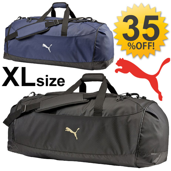 09f5e94a7cc WORLD WIDE MARKET: Puma duffel bag PUMA sports bag XL Boston bag 70L ...