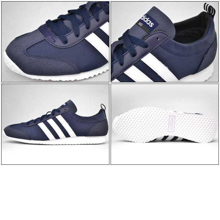 4c44809f9514 Adidas men s sneakers VS jog adidas neo VS low-cut retro running JOG nylon  casual shoes men  AQ1350 AQ1354